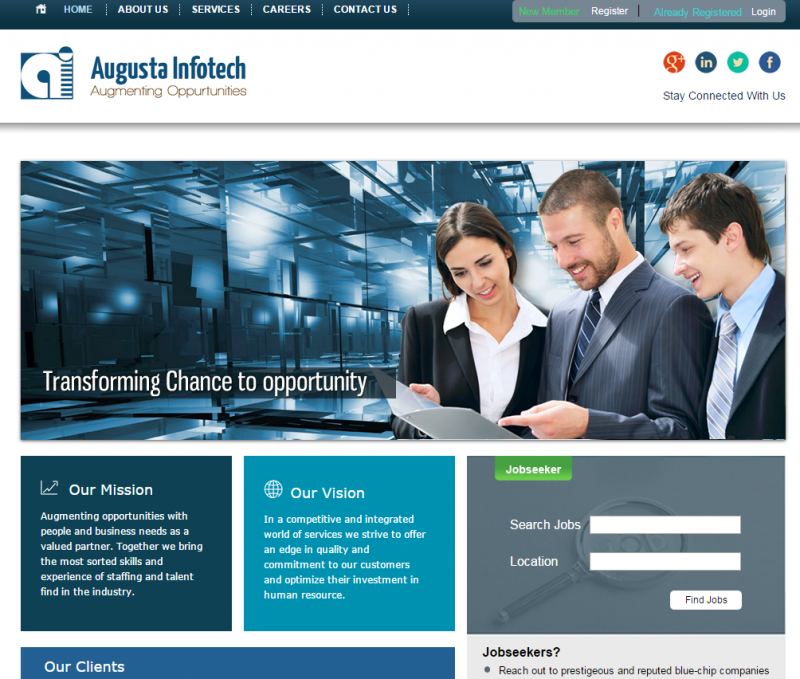 Augusta Job Portal