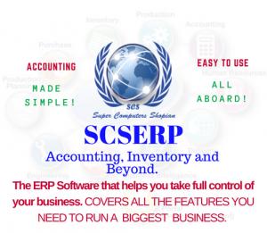 SCS ERP